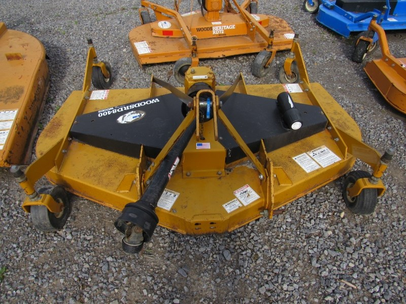2003 Woods RD8400 Finishing Mower For Sale