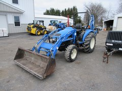 Tractor For Sale:  2003 New Holland TC40D , 40 HP