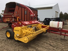 Forage Harvester-Pull Type For Sale 2001 New Holland FP240
