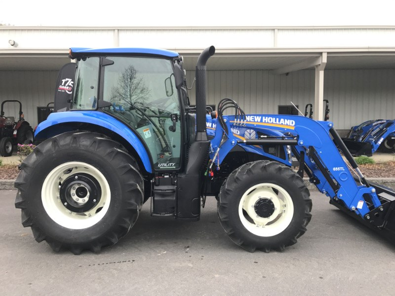 2017 New Holland T4.110 Tractor For Sale