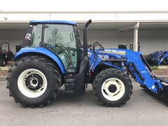 Tractor For Sale 2017 New Holland T4.110 , 93 HP