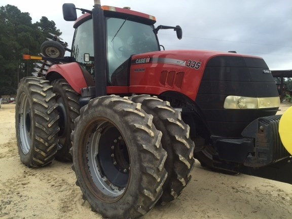 2011 Case IH Magnum 335 Tractor For Sale