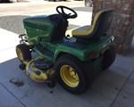 Riding Mower For Sale: 2005 John Deere GX345, 20 HP