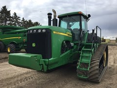 Tractor For Sale:  2005 John Deere 9620T , 500 HP
