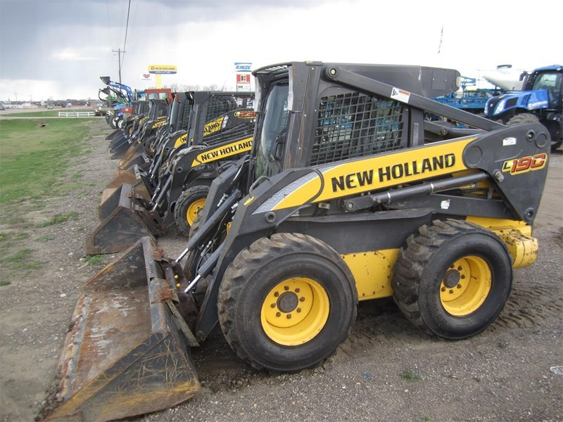 2007 New Holland L190 Wheels and Tires For Sale