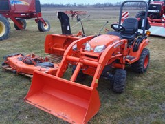 Tractor For Sale 2013 Kubota BX2660RV60 , 26 HP