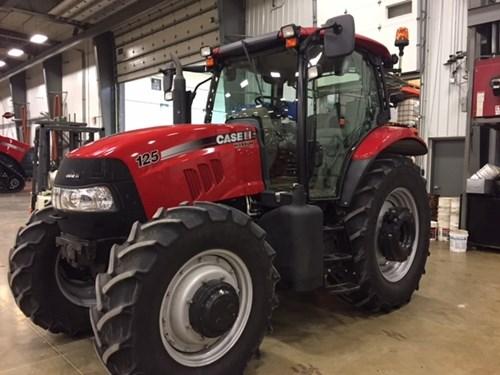 Tractor For Sale:  2011 Case IH MAXXUM 125 , 125 HP