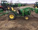 Tractor For Sale: 2010 John Deere 2520, 17 HP