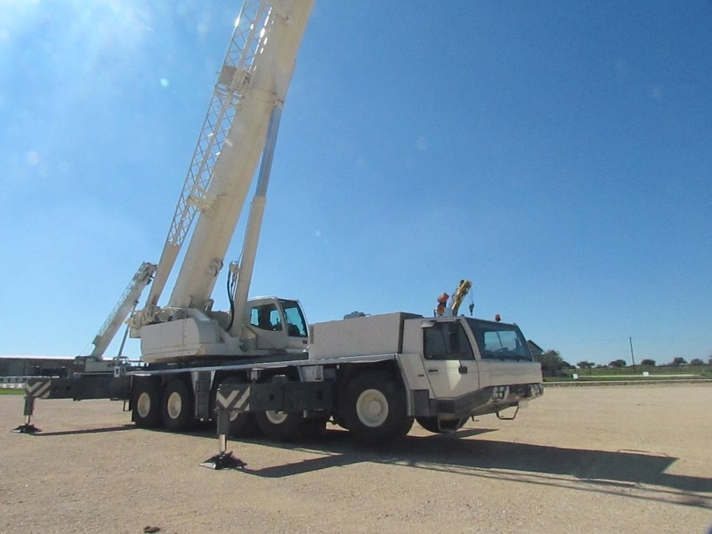 2007 Tadano ATF160G-5 Crane-All Terrain For Sale