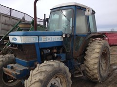 Tractor For Sale:  Ford 7710