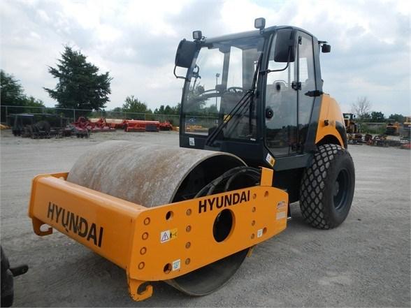 2015 Hyundai HR70C-9 Compactor-Asphalt For Sale