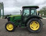 Tractor For Sale: 2014 John Deere 5085M, 85 HP