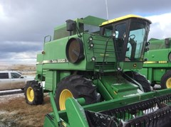 Combine For Sale 1980 John Deere 6620