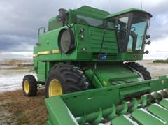 Combine For Sale 1988 John Deere 8820