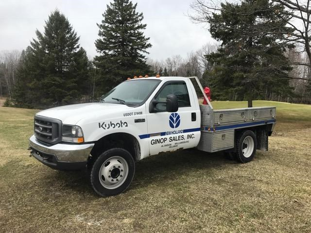 2004 Ford F450 Pickup Truck For Sale