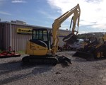 Excavator-Mini For Sale: 2016 New Holland E55BX, 37 HP