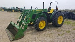 Tractor For Sale:  2009 John Deere 5095M , 95 HP