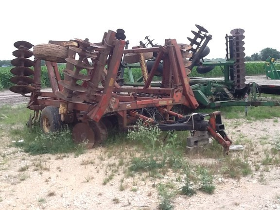 Krause 2420 Disk Harrow For Sale