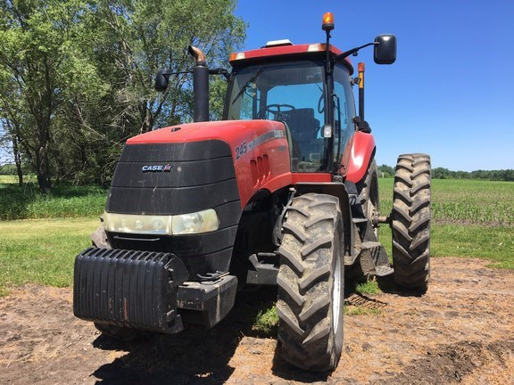 2011 Case IH Magnum 245 Tractor For Sale