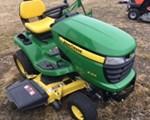 Riding Mower For Sale: 2012 John Deere X324, 22 HP