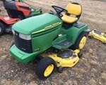 Riding Mower For Sale: 1999 John Deere 335, 20 HP