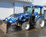Tractor For Sale: 2010 New Holland Boomer3040, 40 HP