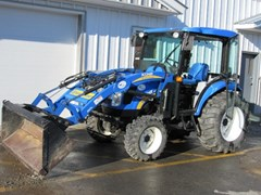 Tractor For Sale:  2010 New Holland Boomer3040 , 40 HP