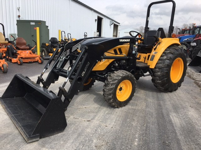 2013 Cub Cadet Yanmar LX4500 Tractor For Sale