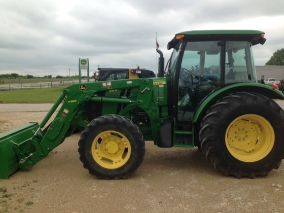 2012 John Deere 5115M Tractor For Sale