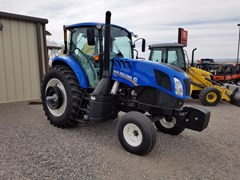 Tractor For Sale 2016 New Holland TS6.120 , 119 HP