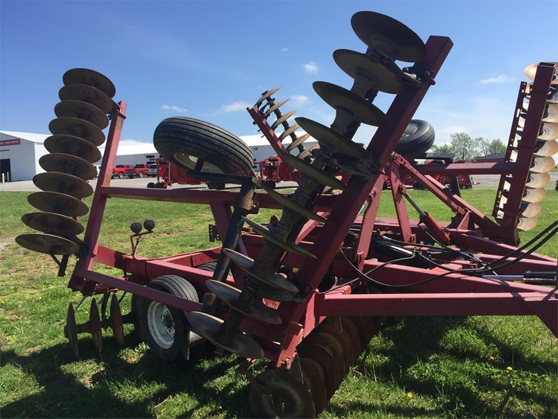 International 496 Disk Harrow For Sale