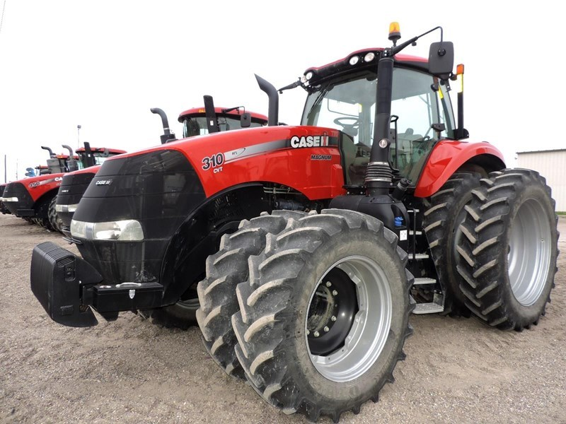2015 Case IH MAGNUM 310 CVT Tractor For Sale