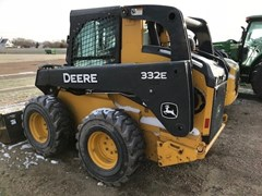 Skid Steer For Sale:  2014 John Deere 332E