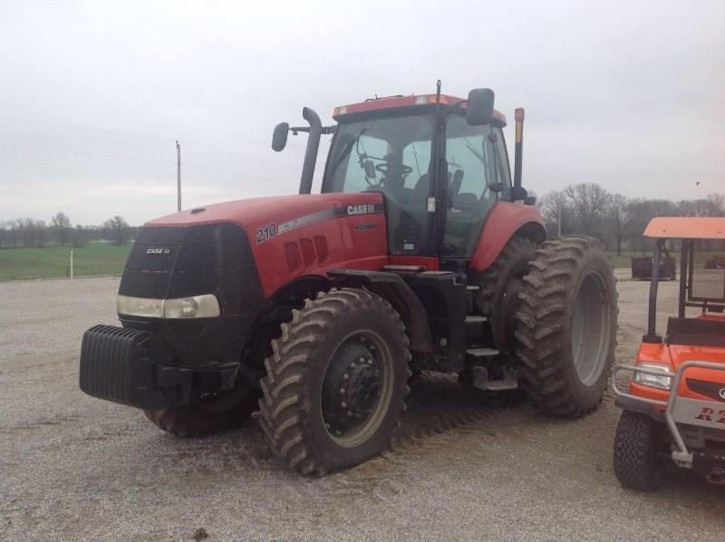 2011 Case IH 210 Tractor For Sale