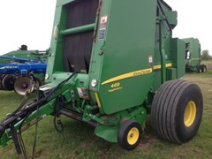 Baler-Round For Sale:  2014 John Deere 469