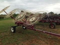 Hay Rake For Sale:   Kelderman WR08