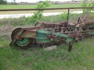 John Deere 650 Hay Rake For Sale