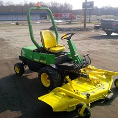 Riding Mower For Sale:  2000 John Deere F935