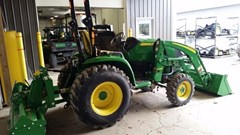 Tractor For Sale 2015 John Deere 3033R , 33 HP