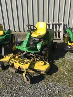 Riding Mower For Sale:  1999 John Deere F725