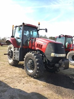 Tractor For Sale:  2012 Case IH MAGNUM 210 CVT , 210 HP