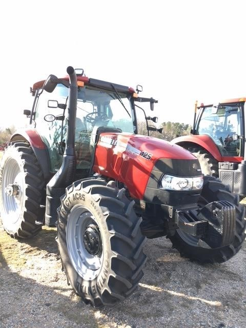 2014 Case IH MAXXUM 125 Tractor For Sale