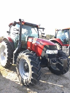 Tractor For Sale:  2014 Case IH MAXXUM 125 , 125 HP