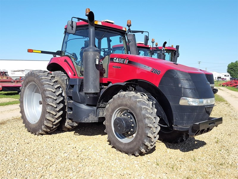 2014 Case IH MAGNUM 280 Tractor For Sale