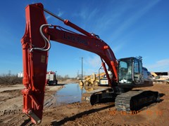 Excavator-Track  2017 Link Belt 300X4