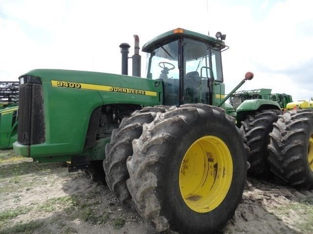 1998 John Deere 9400 Tractor For Sale