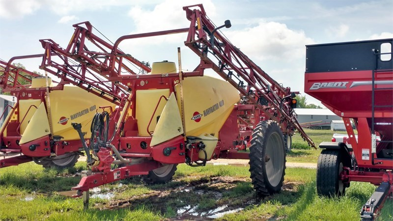 2010 Hardi NAVIGATOR 4000 Sprayer-Pull Type For Sale