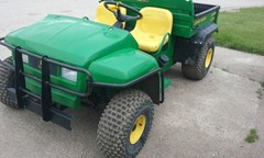 Utility Vehicle For Sale:  2002 John Deere 4X2