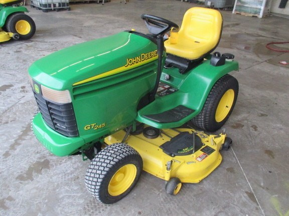 2002 John Deere GT245 Riding Mower For Sale