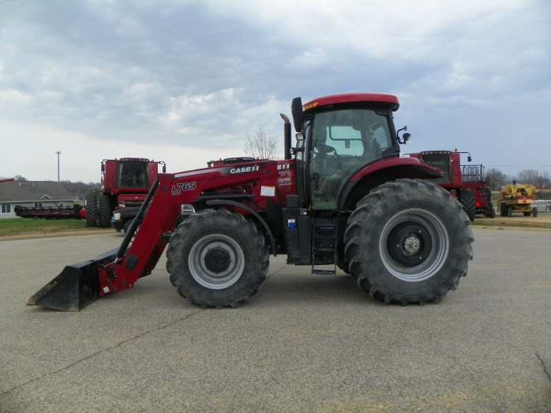 2014 Case IH 165 Tractor For Sale
